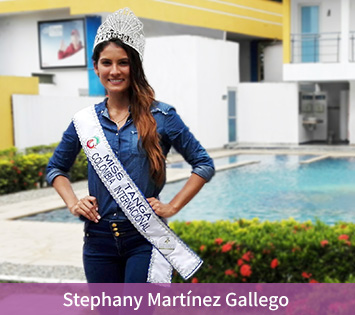 Miss Thong Colombia winner, corporate image consulting in Colombia